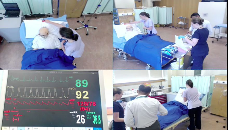 Sepsis Simulation Education for Nurses