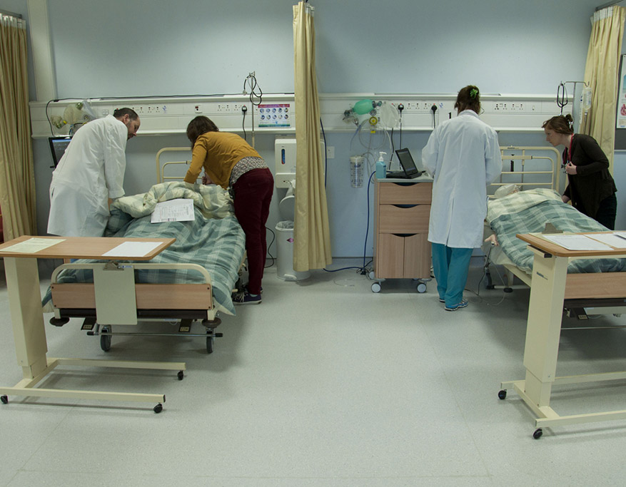 Simulation Masters Healthcare Centre
